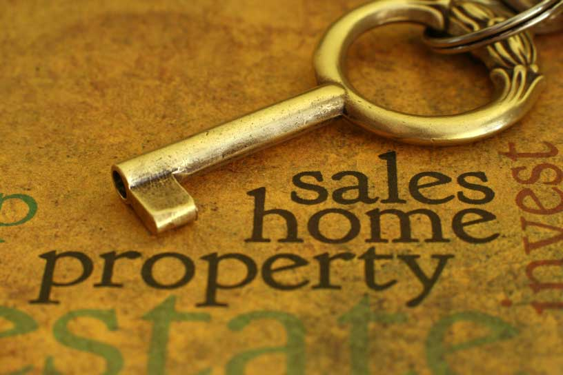 key to selling property